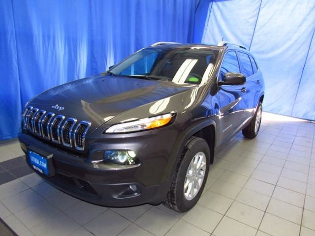 2018 jeep cherokee latitude plus 4x4 anchorage ak for Department of motor vehicles anchorage alaska