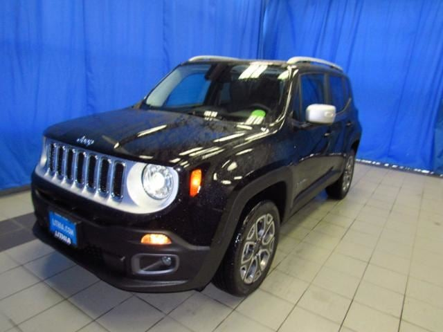 2017 jeep renegade limited 4x4 anchorage ak wasilla for Department of motor vehicles anchorage alaska