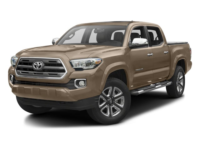 2016 Toyota Tacoma 4wd Double Cab V6 At Limited Anchorage Ak