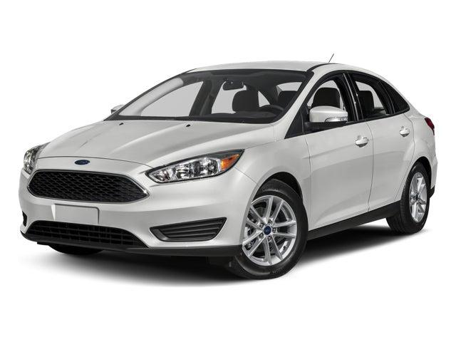 2017 Ford Focus Se Sedan Anchorage Ak Wasilla Palmer Kenai Alaska 1fadp3f28hl215567