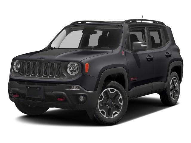 2017 Jeep Renegade Trailhawk® 4x4 Anchorage Ak Wasilla Palmer