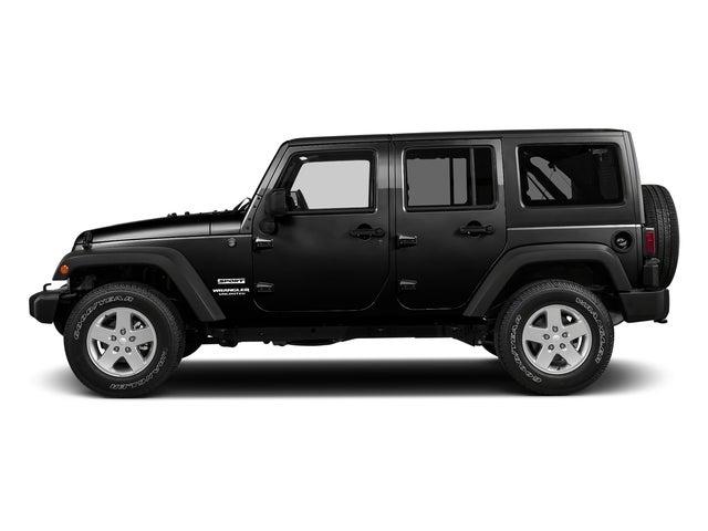 2018 Jeep WRANGLER JK UNLIMITED SPORT S 4X4 Anchorage AK  Wasilla