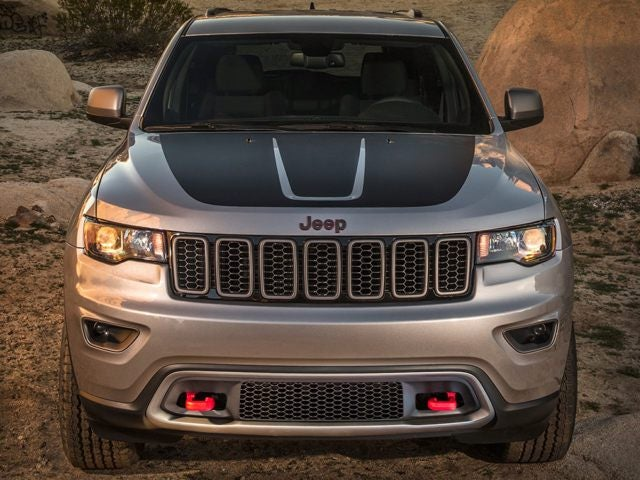 2018 Jeep GRAND CHEROKEE TRAILHAWK 4X4 Anchorage AK  Wasilla